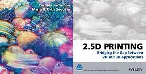 Wiley Manual On 2 5d Printing  U2013 Luximprint