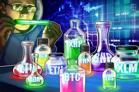 bitcoin ethereum ripple litecoin eos bitcoin cash