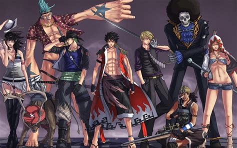Fonds D'écran One Piece Anime Japonais 1920x1080 Full Hd