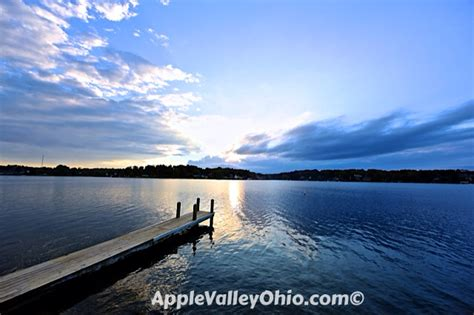 Boats For Sale Howard Ohio by Apple Valley Lake Howard Oh Homes For Sale Apple