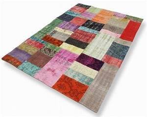 tapis patchwork multi manufacture brunetti With tapis en patchwork