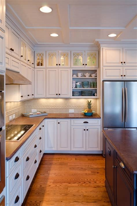 why dont kitchen cabinets go to the ceiling top ceiling light fixtures for your kitchen