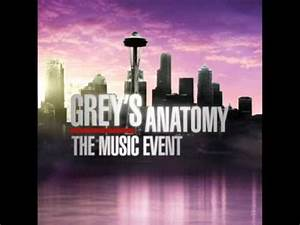 Grey's Anatomy Music Event - How to Save a Life - YouTube