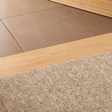 Square Profile Internal Hardwood Threshold Strip   Howdens