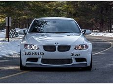 LUX Angel Eye Upgrade Bulbs H8 Bulbs E82, E90, E92