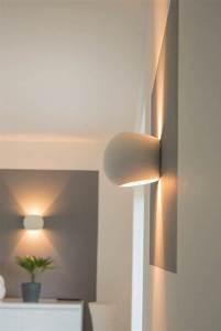 Wandlampen Für Schlafzimmer : dimmbare led wandlampen unsere wandleuchten f rs wohnzimmer hausbau neubau einfamilienhaus ~ Markanthonyermac.com Haus und Dekorationen