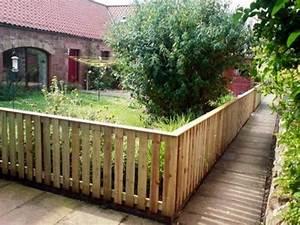 Gartenzaun Sichtschutz Holz : gartenzaun aus holz tolle ideen ~ Markanthonyermac.com Haus und Dekorationen