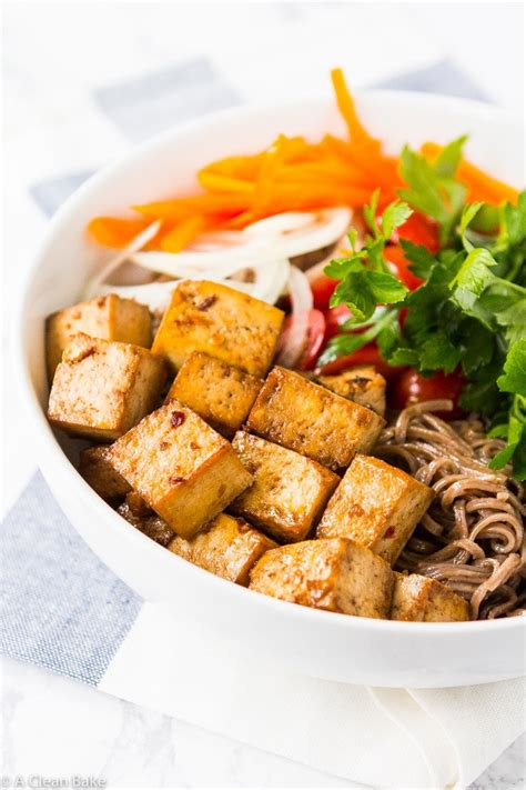 Learn what is tofu, how to cook tofu, get the best tofu recipes, from silken to firm, baked to fried. Baked Tofu (5 Ingredients Needed!) + Weeknight Tofu Recipes | A Clean Bake