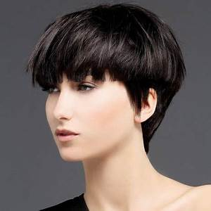 Coiffure Femme 2018 Court : coiffure courte femme 2018 ~ Nature-et-papiers.com Idées de Décoration