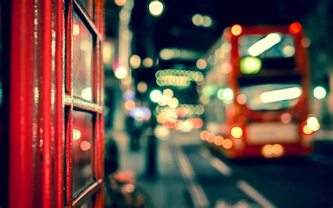 london england united kingdom city night bokeh hd