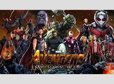 Avengers Infinity War to hit screens in India a week