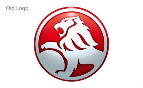 vauxhall australian aussie carmaker holden unveils new logo design logo designer