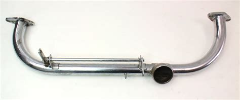 corvair turbo chrome intake manifold crossover