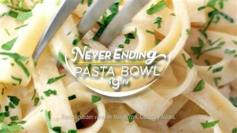 olive garden never ending pasta olive garden never ending pasta bowl televisivo