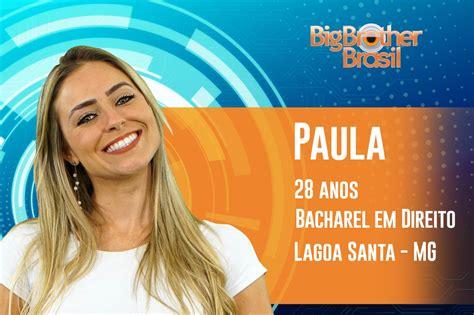 Paula é participante do BBB19; conheça! | BBB19 | Gshow