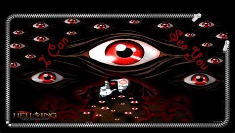Anime Vita Wallpaper - hellsing evil lock screen ps vita wallpapers free