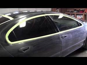 How to paint your own car in the garage Full Color Change