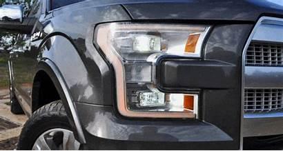 Platinum Ford 4x4 Supercrew Walkaround Headlight