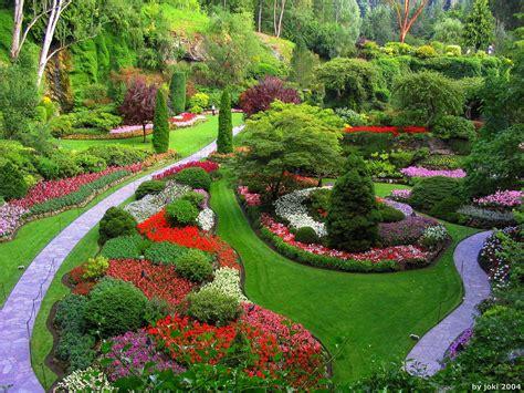 butchart gardens isla de vancouver columbia brit 225 nica