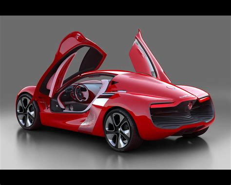 Renault Dezir Electric Car Concept 2010