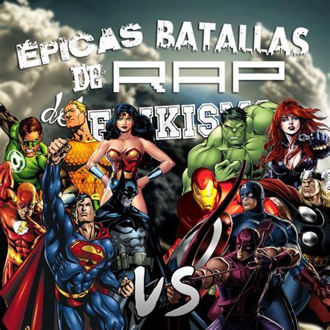 Los Vengadores Vs la Liga de la Justicia (Épicas Batallas ...
