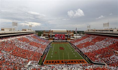 Look Oklahoma State Football Stadium  Pics