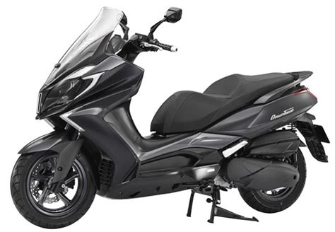 Modification Kymco Downtown 250i by Edaran Modenas To Distribute Kymco Scooters In M Sia New