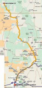 How To Get To Pagosa Springs