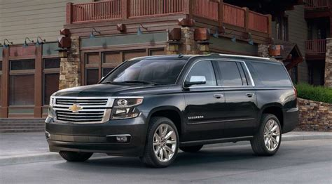 What You Can Expect From The 2019 Chevrolet Suburban