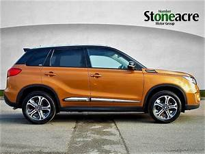 Used Suzuki Vitara 1 6 Sz5 Mpv 5dr Petrol Manual All