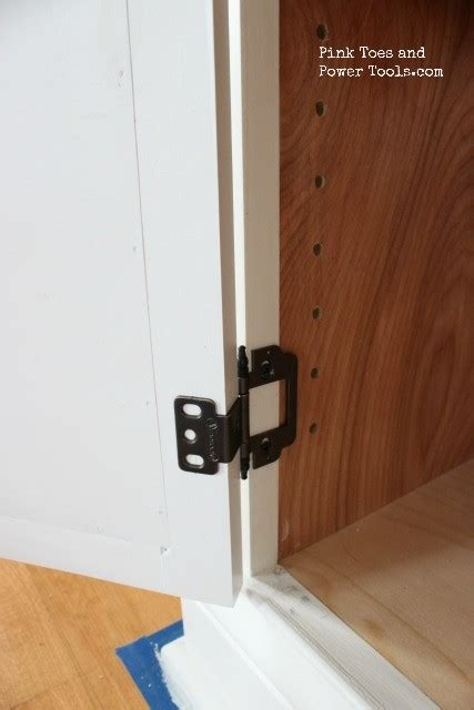 dining room home office   install inset door hinges pink toes  power tools