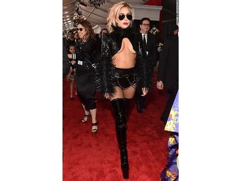 Oh My God! Shocking Outfits At Grammys 2017 - Boldsky.com