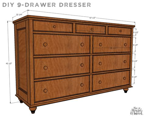 how to build a dresser how to build dresser drawers bestdressers 2017