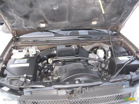 2003 Chevrolet Trailblazer Ext Lt 4.2l Dohc 24v Inline 6