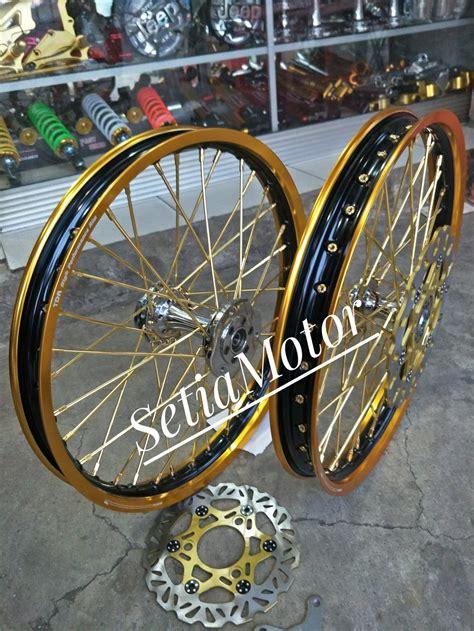 Harga Veleg Tdr by Jual Velg Ss R Rr 150 New Tdr Sepaket Tromol