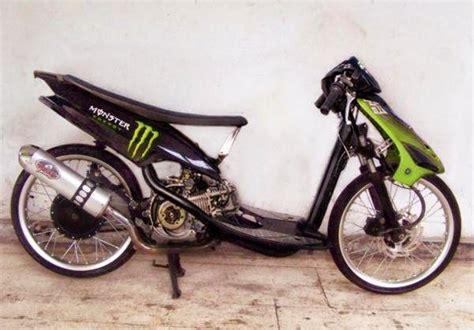 Gambar Motor Mio by Kumpulan Koleksi Gambar Motor Drag Mio