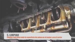 Cambio De Empaque De Carter Del Motor Honda Civic 95