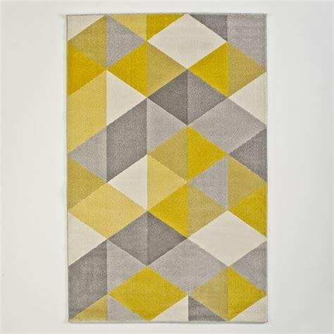 tapis agasta en  tapis tapis jaune tapis  tapis