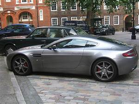 File:Grey Aston Martin V8 Vantage - 20090805.jpg ...