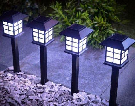 jenis model lampu taman rumah minimalis led