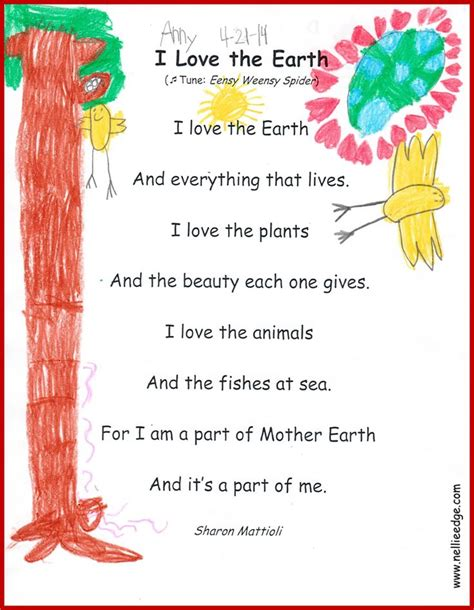 17 best ideas about earth day poems on poem a 123 | 6d259a5876f20ad98e961836c2edb72d