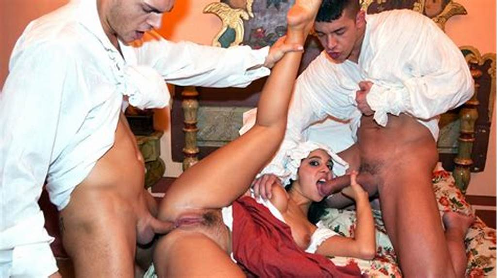 #Salma #The #Maid #Sucks #And #Fucks #A #Couple #Of #The #Men #At #The