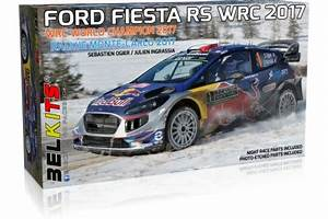 Ford Fiesta Rs 2017 : belkits 1 24 ford fiesta rs wrc 2017 bel012 up scale hobbies ~ Medecine-chirurgie-esthetiques.com Avis de Voitures
