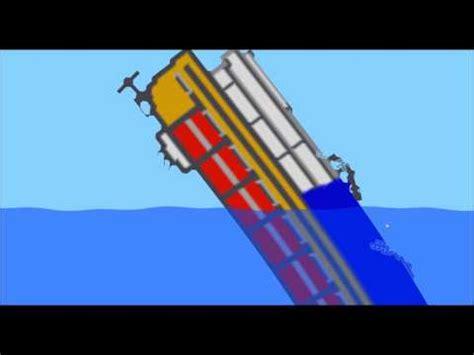 ship sinking simulator update 1 4 bugfixes submersabiles and more vidoemo emotional