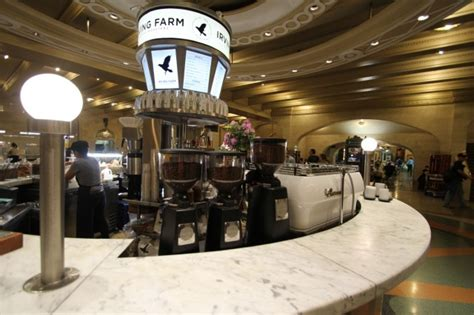 NYC: The Very Best Coffee At Grand Central Terminal