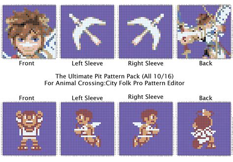 Pit Pattern Pro Pack For Accf By Angstyguy On Deviantart