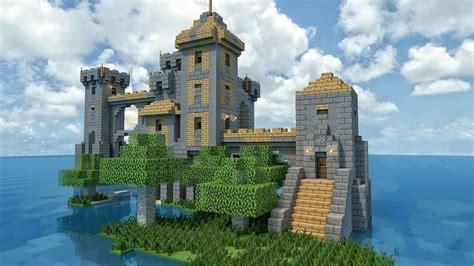 minecraft como fazer um castelo epico  youtube