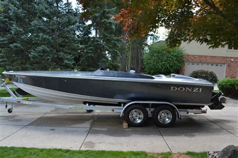 Donzi Boats For Sale 22 Classic by Donzi Shelby Gt Classic 22 Boat For Sale From Usa