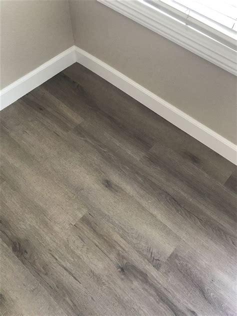 nucore windsong flooring  benjamin moore edgecomb gray