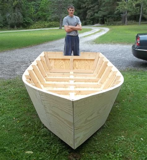 Wooden Boat Project by Best 25 Boat Plans Ideas On Boat Building